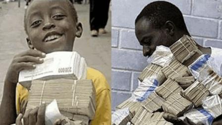 """世界上最""""有钱""""的国家, 每个人都是亿万富翁, 当地人却很发愁!"""
