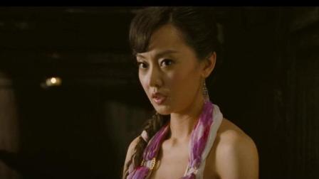 潘霜霜太性感了, 佟大为打她的时候都要蒙上眼睛, 不敢直视她的美