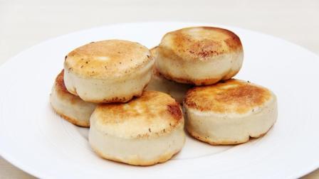 老北京传统牛肉馅门钉肉饼 详细做法和调馅比例都在这里 先收藏了