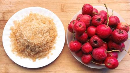 糖霜山楂做法 80后经典零食在家里做又健康又实惠