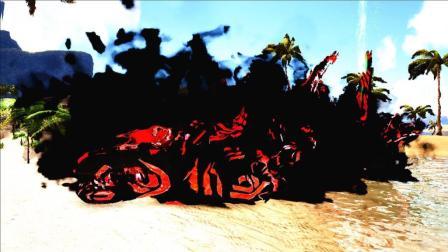 【虾米】方舟生存进化: 失落之城EP9, 蛇皇降临, 偶遇大圣!