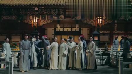 延禧攻略: 皇上把魏璎珞强行公主抱, 李玉都看笑了!