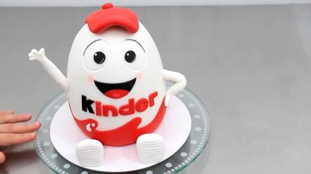 这么逼真的彩蛋球原来是牛人做的翻糖蛋糕, 快送给儿子当惊喜吧