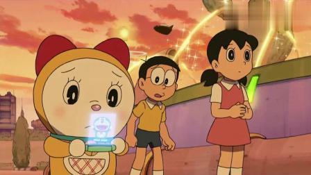 哆啦A梦: 大雄想要给哆啦A梦庆祝生日, 哆啦A梦却在监狱被折磨!
