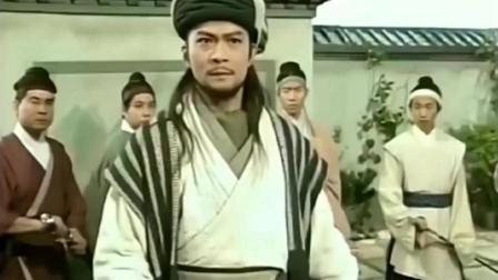 降龙十八掌对决长江三叠浪, 少林寺高僧被萧峰秒杀