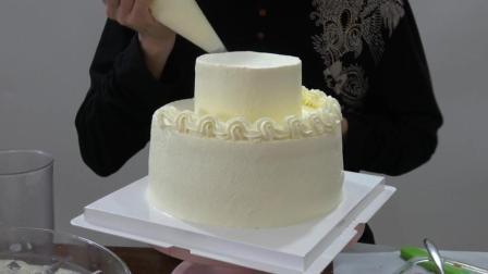 双层大蛋糕制作全过程, 成本只要一百元, 全家都能吃到饱