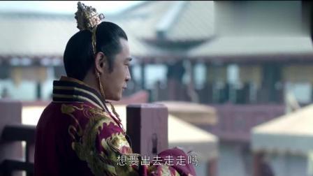 《琅琊榜》梅长苏询问穆青身份, 得知消息还感叹理当如此!