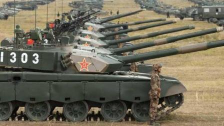 一中东大国盯上中国99式坦克