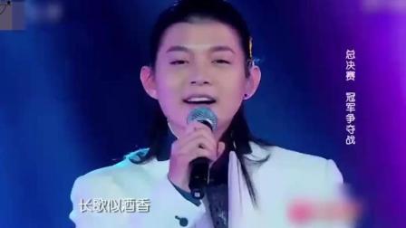 李玉刚霍尊同台PK唱女声 , 两人一开口就惊艳了! 谁技高一筹?