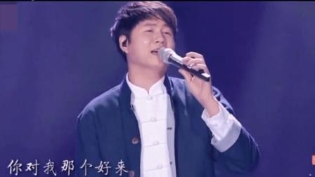 王二妮急了, 她的成名曲竟被穷小子唱上了人民大会堂, 堪称音乐鬼才