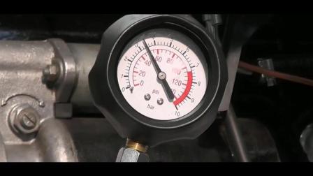 很少见的捷豹汽车用的发动机, 启动后听听发动机声音如何