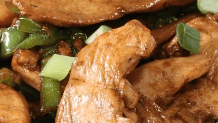 家常炒鸡胸肉的做法