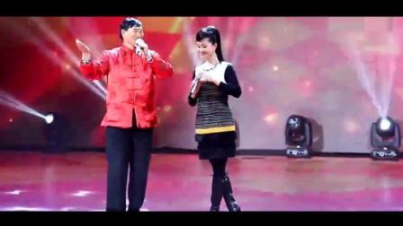 于文华厉害了, 2018与朱之文又唱了一首情歌, 开口就惊艳全场观众