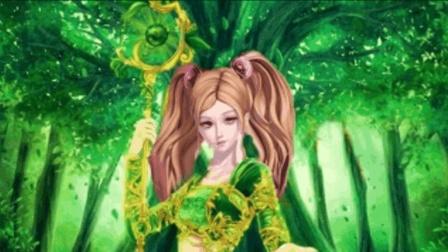 《叶罗丽精灵梦》最豪华5位仙子变身, 莫纱上榜, 第一名竟是她