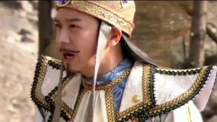 薛平贵18年后来寻妻, 王宝钏却不认识他了: 无赖你别再跟着我