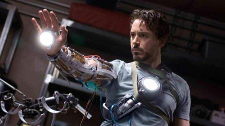 漫威宇宙实力最强的4位超级英雄, 钢铁侠第3, 第一实至名归!