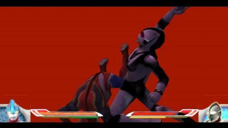 奥特曼格斗进化0 贴图修改 黑暗杰克闯关