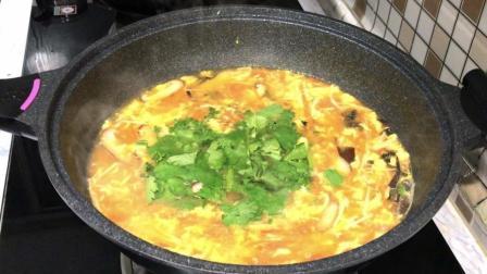 特别开胃酸辣汤, 好喝有营养, 做法超级简单, 一次喝2碗