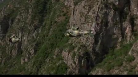 美军武装直升机冒险闯入俄罗斯领空 俄军倒是干脆说打就打 真过瘾(末日戒备)!