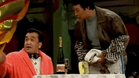 1993年黄宏小品《擦皮鞋》经典搞笑