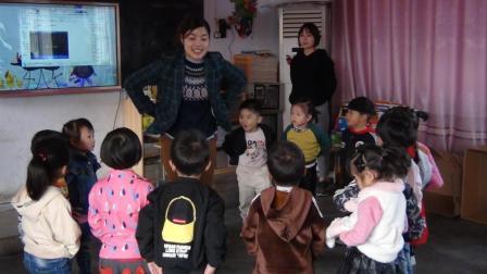 小班音乐游戏《我把眼睛藏起来》  鲁山二幼的张贺阳老师