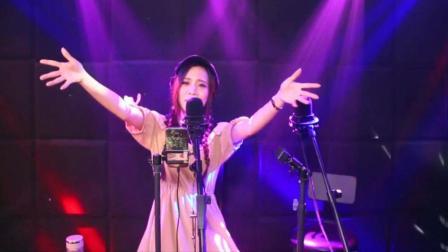 广东美女粤语翻唱陈慧娴《夜机》好听到爆, 耳朵要怀孕啦!