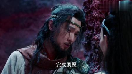 武动乾坤: 绫清竹冲动被阻止, 林动再叫仙女姐姐? 感动