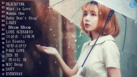 韩国歌曲 - 最新好听的韩国歌曲排行榜