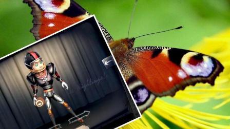 第五人格: 前锋是一位罗马骑士? 和红蝶还是亲戚? 鹿头: 我很懵!