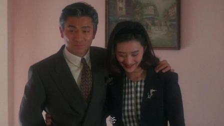 赌城大亨: 陈德容好漂亮啊, 这次饰演的竟然是华仔的女儿