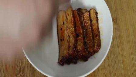 我把扣肉做绝了, 五星级大厨都称赞, 做法正宗, 吃起来一点不油腻