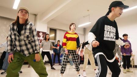 全国 URBAN DANCE 高校巡回公开课 - 陕西师范大学