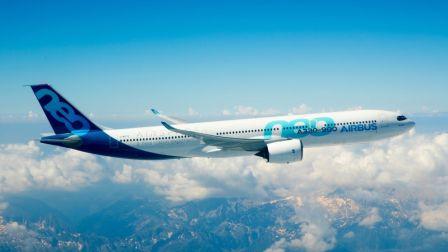 A330系列飞机宣传片:纵览当下 上乘之选[中文字幕]