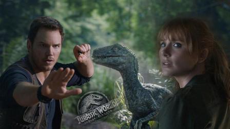五分钟速看《侏罗纪世界2》恐龙版的速度与激情冲击你倍爽