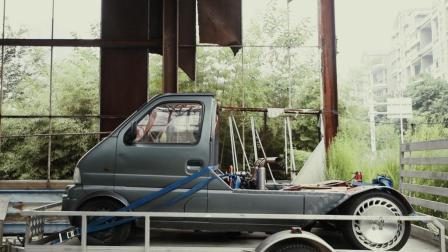 工匠精神, 历经9个月时间改装的V8面包车第二集