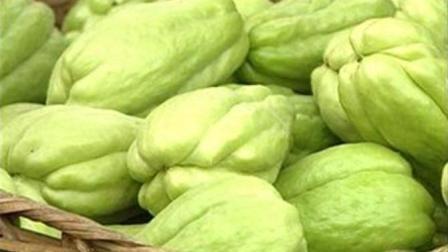 五指有力的蔬果——佛手瓜, 常吃能给身体带来这几大好处