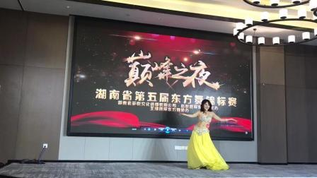 米小姐东方舞——薇薇开场舞