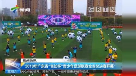 广东省长杯校园足球联赛报道