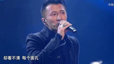 中国好声音: 谢霆锋中秋演唱《空》有谁注意到李健的表情!