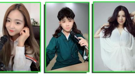 热门歌曲《盗将行》, M哥和郭聪明翻唱各有特色, 她也毫不逊色