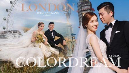 ColorDream婚礼美学影像 : 英国旅拍微电影