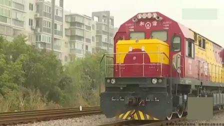 中国赚大了! 欧洲市场每月涌入200辆中国火车?