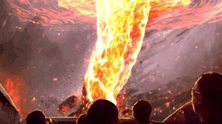 世界上最恐怖的龙卷风: 火焰龙卷风, 到哪里烧到哪里