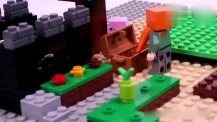 亲子丨玩具: 乐高积木玩具 做做我的时间建造