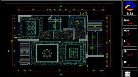 【室内设计】一套标准的CAD施工图, 是一名优秀设计师必备技能