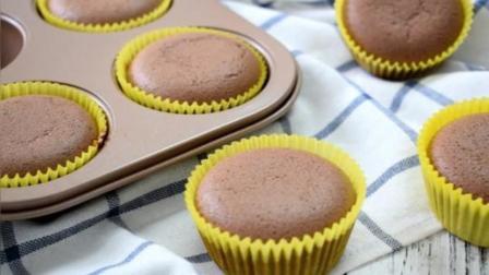 可可戚风蛋糕, 按照这个方子做出来的蛋糕非常细腻柔软