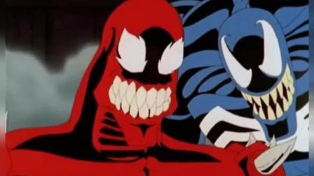 超级蜘蛛侠: 毒液和比蜘蛛侠早到这个星球一年, 成武器