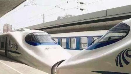 为什么高铁中间会比火车多一对车头? 有什么用, 看完立马明白了