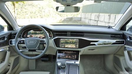 国产全新奥迪A6L曝光, 科技感十足, 可能于2019年上市