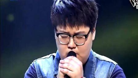 中国好声音: 他上《好声音》唱歌, 汪峰转身之后, 哈林质问他这件事!